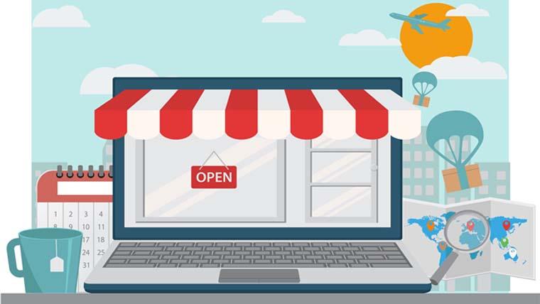 ¿Es un market place/plataforma de venta, una forma de empezar a vender en internet con mi comercio?